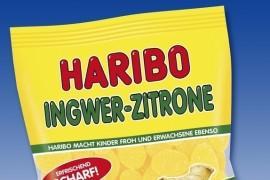 Imbir i cytryna? Tak! To nowy smak żelków Haribo