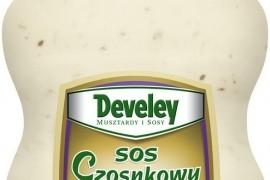 Kanapki na czasie z sosami Develey