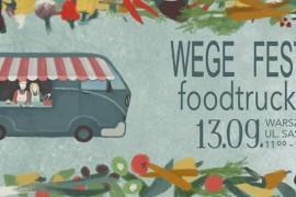 Zlot foodtrucków z jedzeniem wegetariańskim już w sobotę w Warszawie!