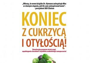 """Wygraj książkę """"Koniec z cukrzycą i otyłością!"""""""