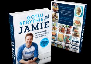 """Wygraj album kulinarny """"Gotuj sprytnie jak Jamie"""" Jamiego Olivera!"""