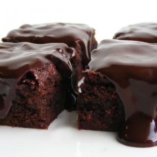 Keks czekoladowy na Święta