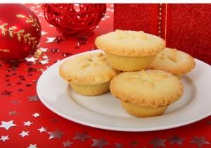 Świąteczne babeczki z jabłkami i cynamonem