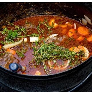 Zupa arabski kociołek