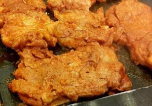 Filety z kurczaka i sera żółtego