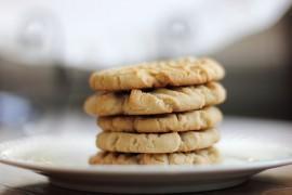 Tradycyjne kruche ciasteczka