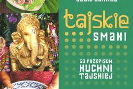 """Zobacz czy wygrałeś książkę z przepisami Julie Schwob ,,Tajskie smaki""""!"""