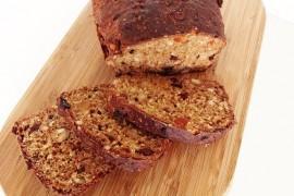 Chleb wieloziarnisty- babciny przepis