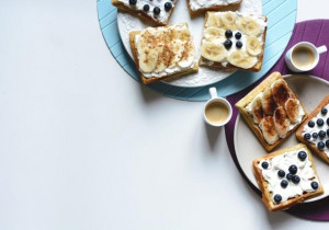 Pasta bananowa do naleśników, chleba, tostów