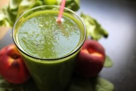 Zdrowie w szklance: shake ze szpinaku