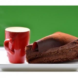 Obłędne ciasto kawowo-czekoladowe