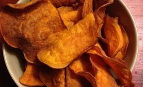 Jak zrobić BEZTŁUSZCZOWE chipsy?