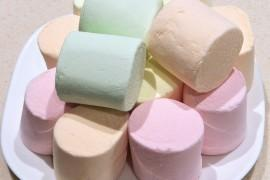 """Jak zrobić pianki """"jojo"""" marshmallows?"""