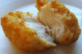 Pierś z kurczaka w kokosowej panierce