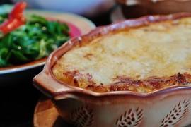 Domowa włoska lasagne!