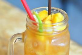 Lemoniada z mango