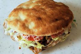 Kebab robiony w domu