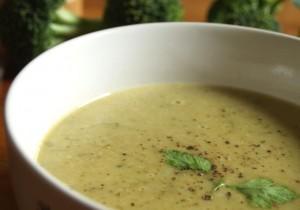 Zupa krem z brokuł