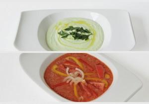 2 przepisy na zupy na ochłodę wg. szefa kuchni Marco Ghia!