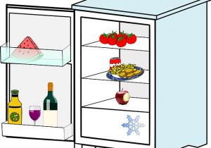 Radzimy, jak prawidłowo przechowywać żywność w lodówce!