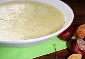 Nietypowa zupa KASZTANOWA