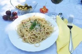 Najlepszy przepis na Spaghetti Carbonara!
