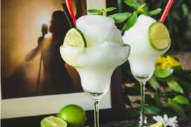 Sorbet kokosowy z limonką