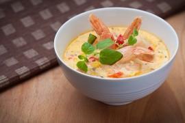 Zupa – krem z kukurydzy