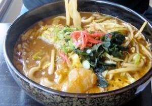 Curry Udon – zupa azjatycka