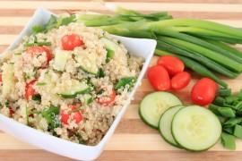5 powodów, dla których powinnaś jeść QUINOĘ (komosę ryżową)!