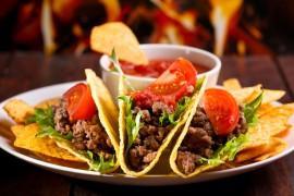 Meksykańskie tacos z wieprzowiną