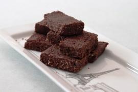 Brownie z cukinią