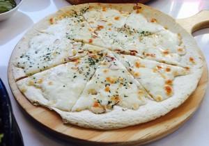 Domowa pizza bianca!