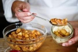 Jak zrobić smażone jabłka na szarlotkę do słoików?