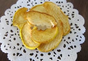 Chipsy gruszkowe z dodatkiem miodu