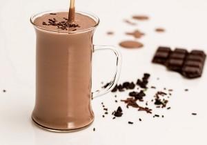 Koktajl z gorzkiej czekolady