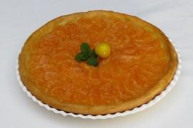 Tarta mandarynkowa