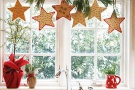 10 pomysłów na dekoracje świąteczne w KUCHNI