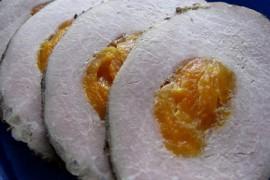 Schab z morelą – przepis z babcinej kuchni
