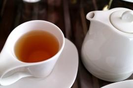 Herbata z mandarynkami