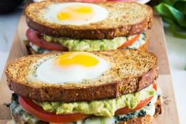 10 pomysłów na dzisiejsze śniadanie!