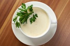 TANIE DANIE- Zupa krem z selera z curry