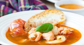 Francuska zupa rybna – propozycja na wigilię