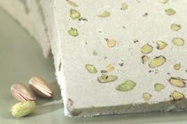 Przepis na turecką chałwę z pistacjami