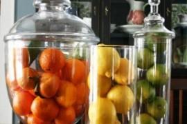 7 pomysłów na przechowywanie owoców w kuchni