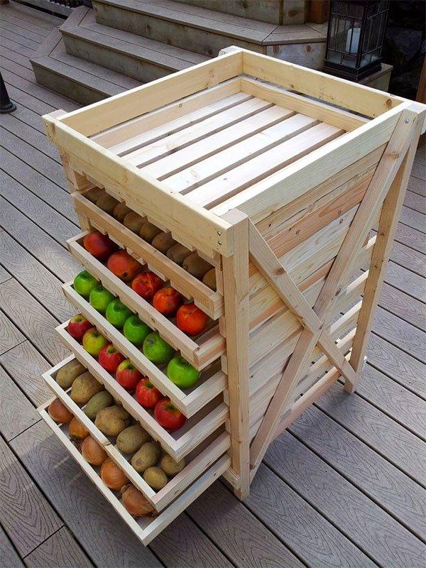 7 Pomysłów Na Przechowywanie Owoców W Kuchni Palce Lizać