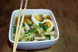 Prosty przepis na zupę miso