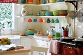 """Jak urządzić kuchnie, aby była ,,sercem domu""""? 12 pięknych inspiracji!"""