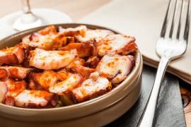 Pulpo con patatas – hiszpańska kuchnia