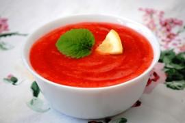 Domowy kisiel marchewkowy